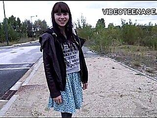 18 epoch old  teen Luna first nude pick